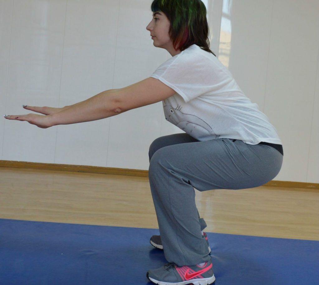 тренировки чтобы похудеть за месяц