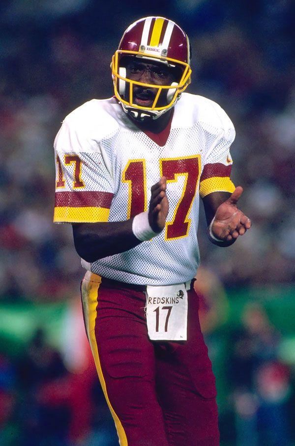 Doug Williams......1st African American Super Bowl Champion QB - 1987