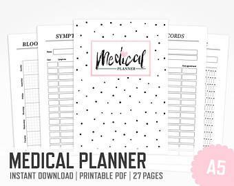 medication tracker form