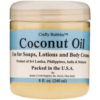 Coconut Oil   Crafty ideas