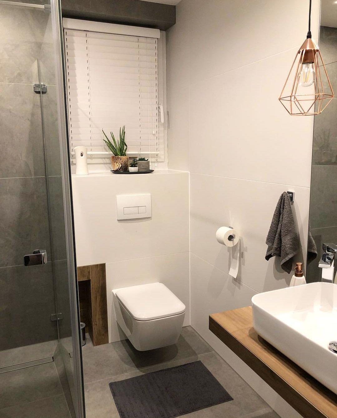 Nasze Białe żaluzje Drewniane W łazience Pani Natalii Jak
