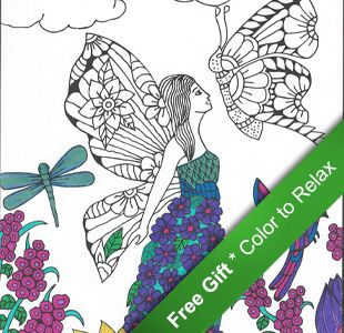 The Transformative Power of Adult Coloring | Angel Messenger