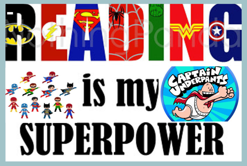 Image Result For Reading Is My Superpower Secret Power Reading