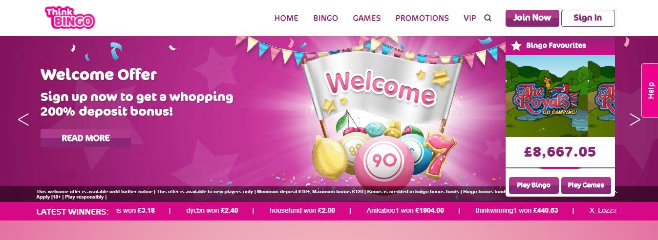 Play Bingo Sites Free Spins No Deposit For Some Striking
