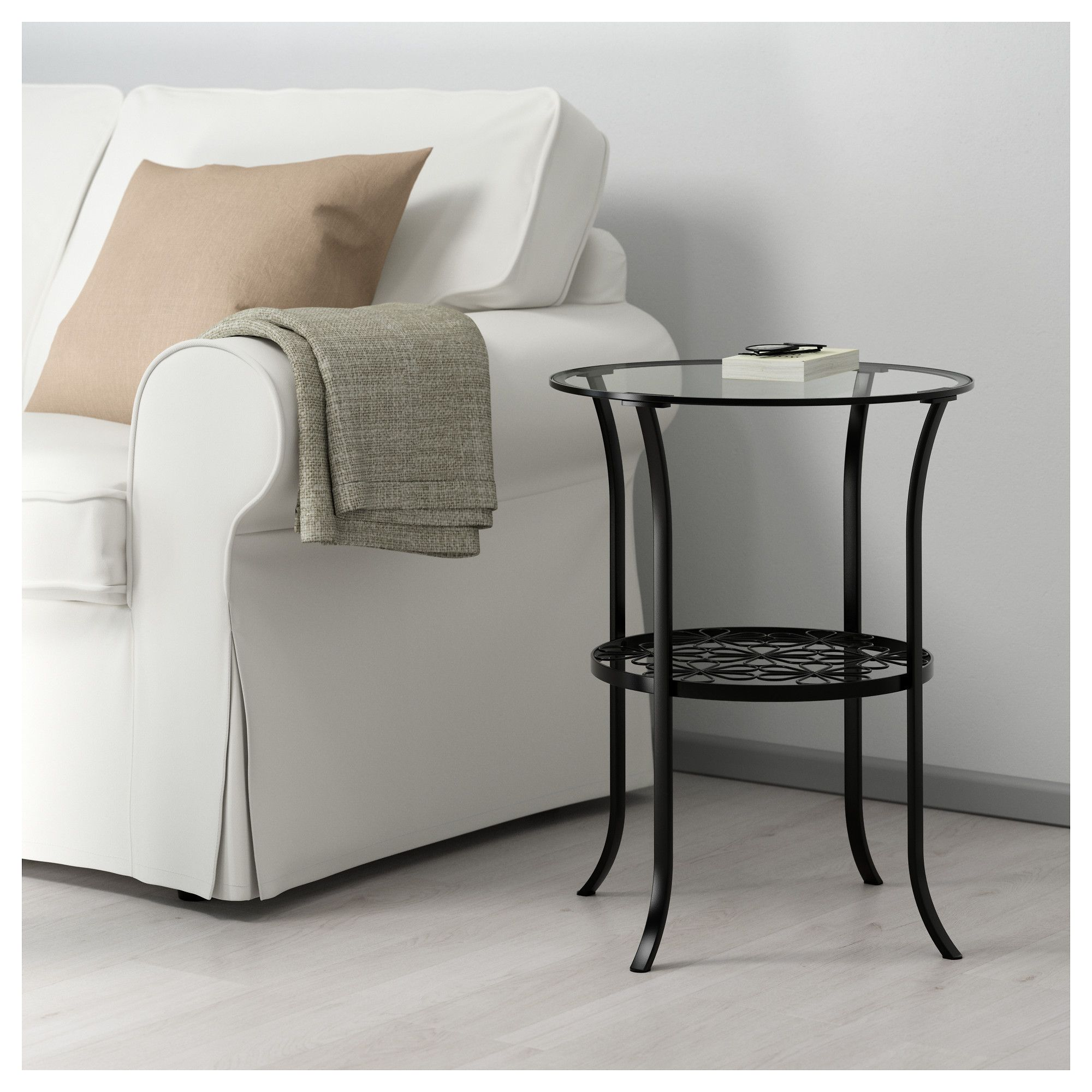 Best Furniture And Home Furnishings Black Side Table Living 640 x 480