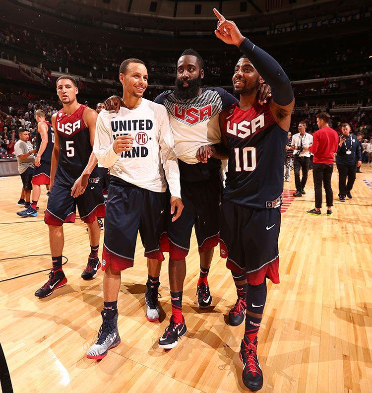 Pin by Milu Cheng on KI Team usa basketball, Usa