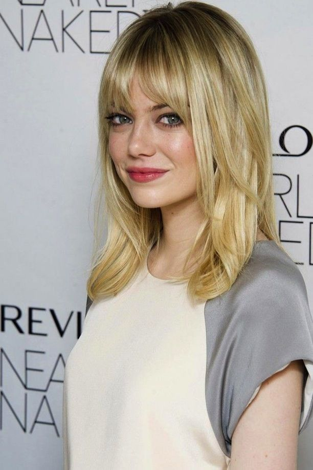 11 Of The Best Celebrity Mid-Length Haircuts - because im addicted