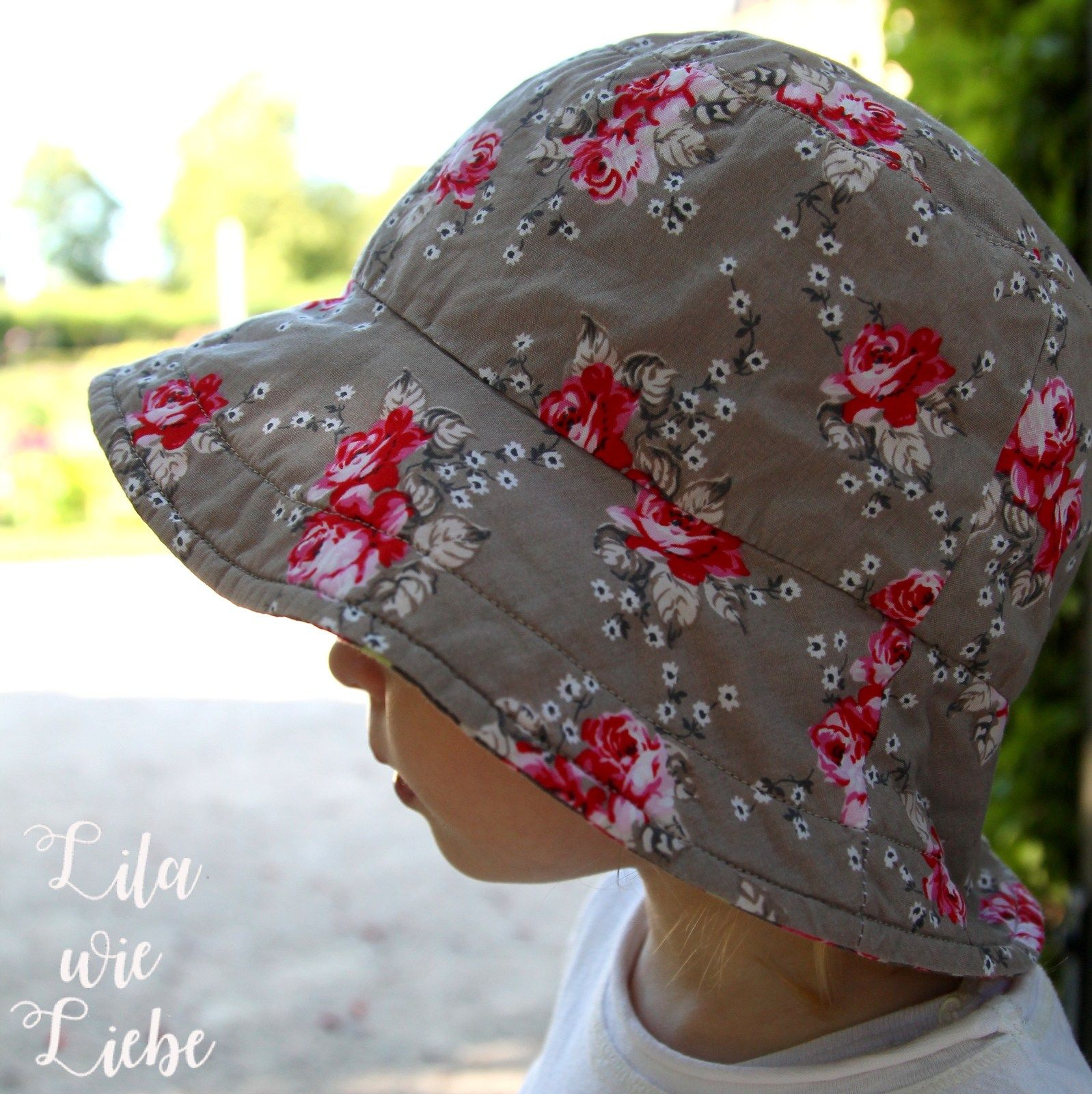 Photo of Reversible Bucket Hat – Sommerhut (FREEBOOK, oliverands) – Lila wie Liebe