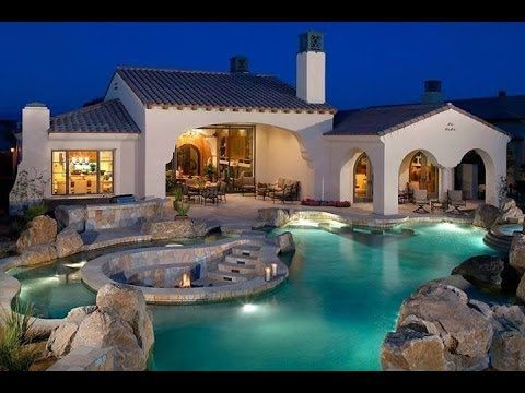 Most Beautiful Houses Homes Decorated Interiors And Plans Worlds