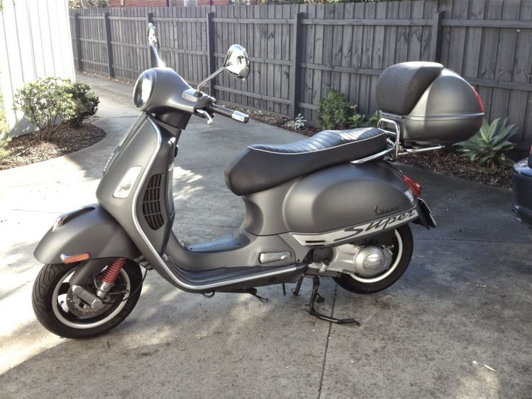 Gts 300 Super Sport For Sale First Option Vespa Club Of
