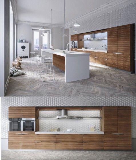 Ideas de cocinas modernas, descubre tendencias y líneas de diseño