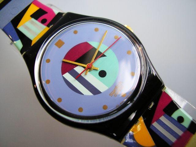 Vintage Swatch