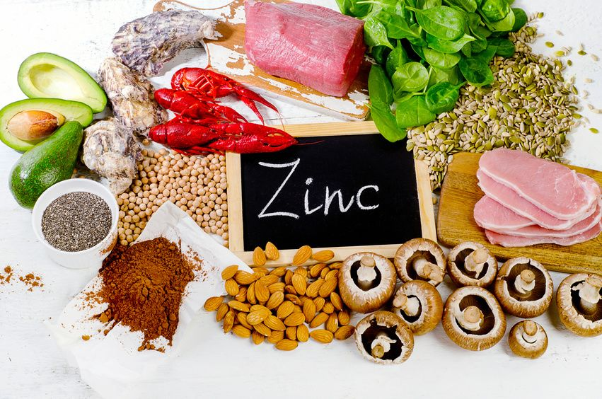Zinc Depletion and Histamine Intolerance (With images