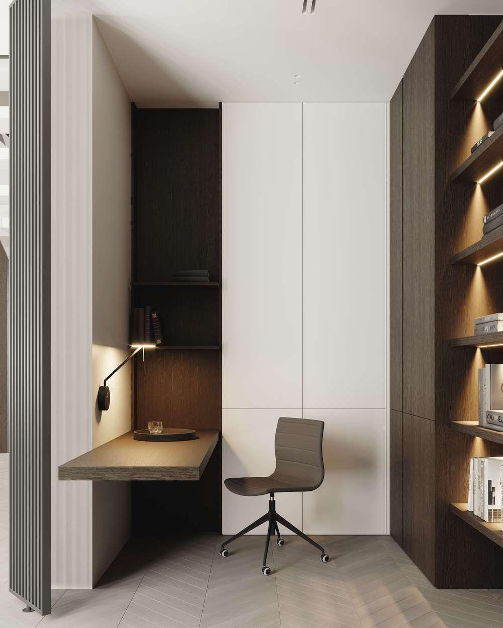 A M House House Wall Wardrobe Design Interior