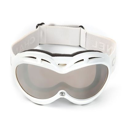 Ski in style with these Chanel Ski Goggles Sports