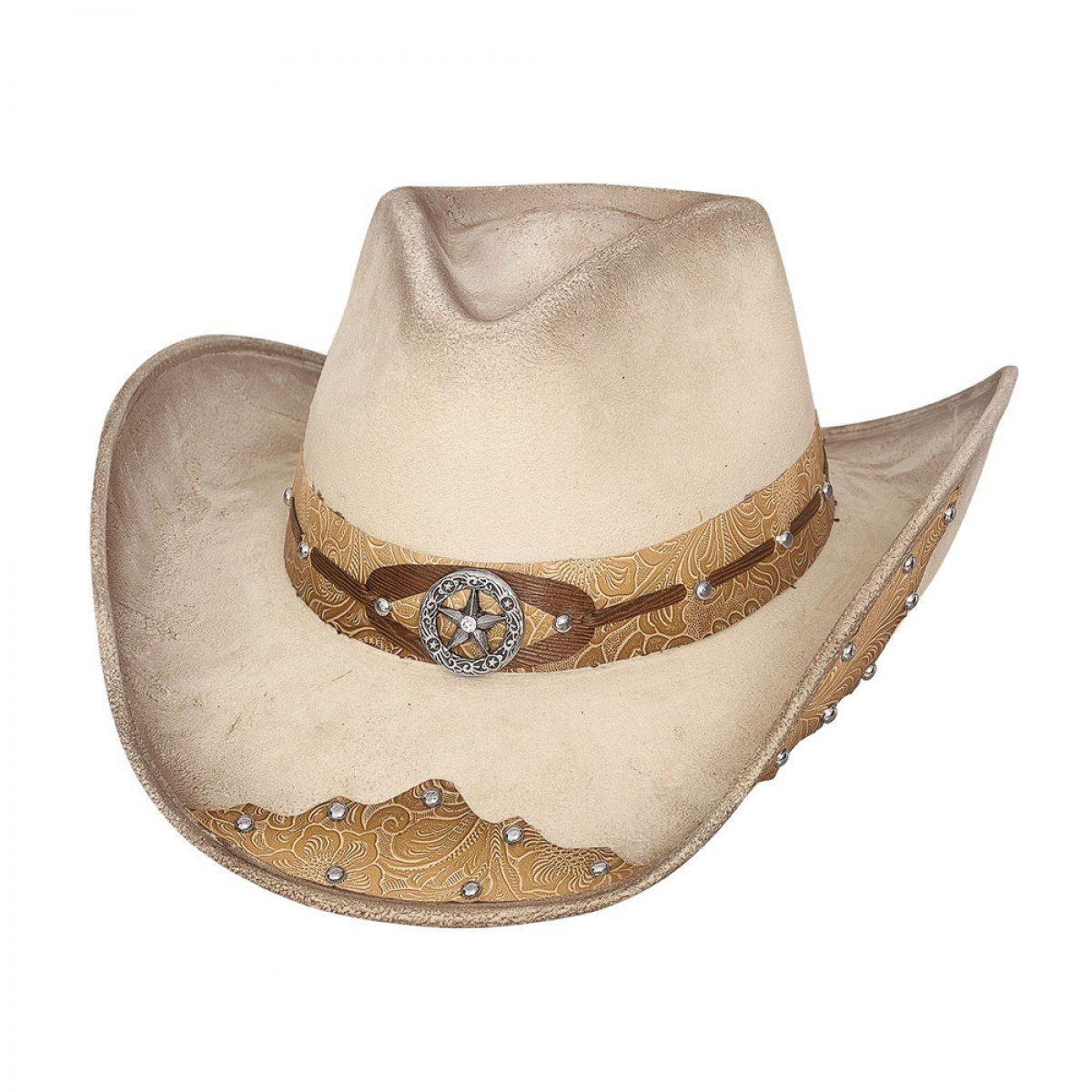 ae74e5f626aa1 Bullhide Kick The Dust Off Buckskin Wool Women s Western Hat 0738BC ...