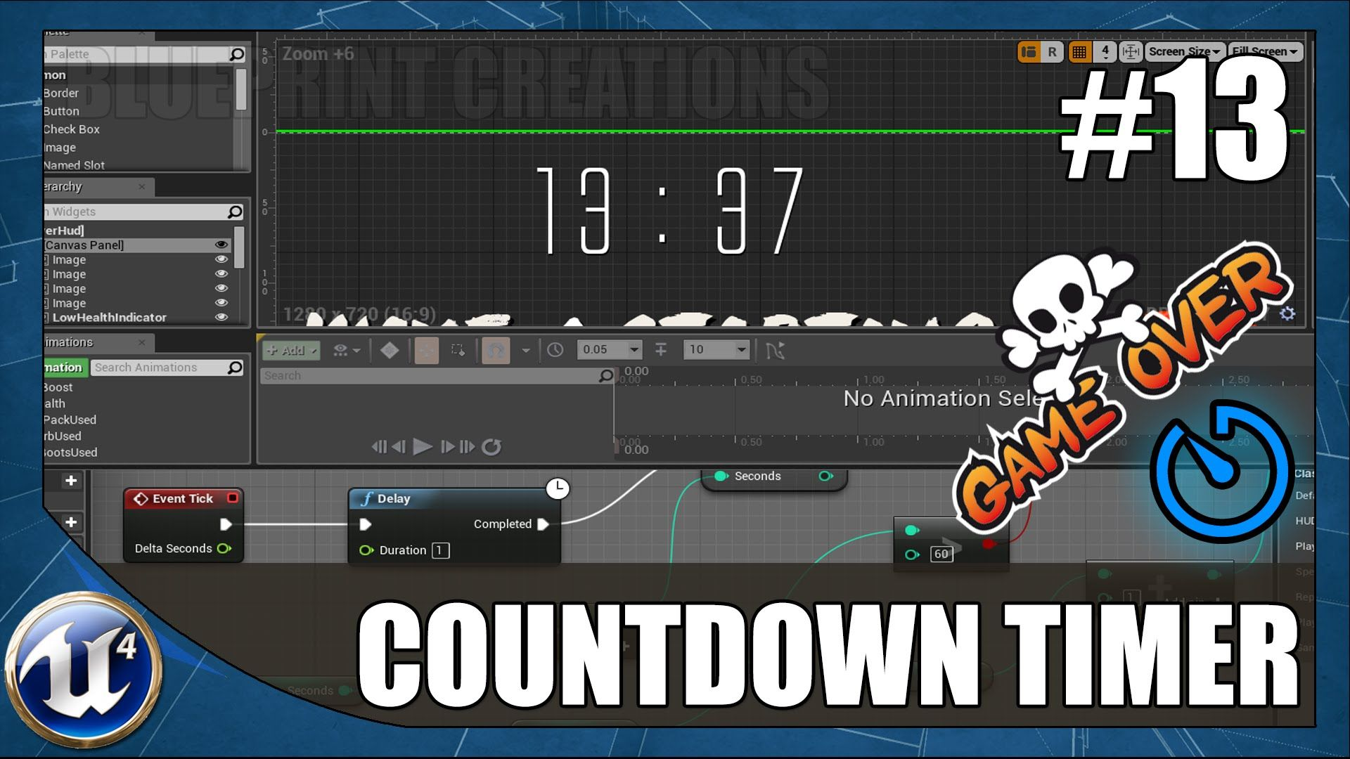 Ue4 countdown timer unreal engine pinterest ue4 countdown timer malvernweather Image collections