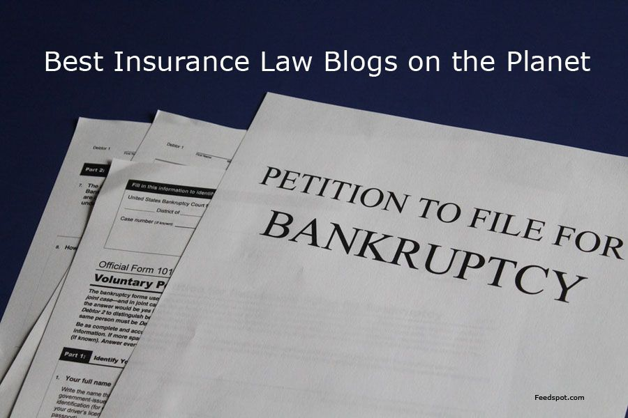 Top 50 Insurance Law Blogs News Websites And Newsletters To Follow