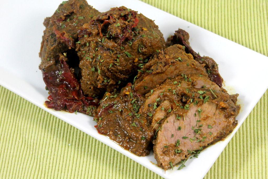 Goan Beef Roast Recipe Roast Beef Recipes Goan Recipes Mutton Recipes