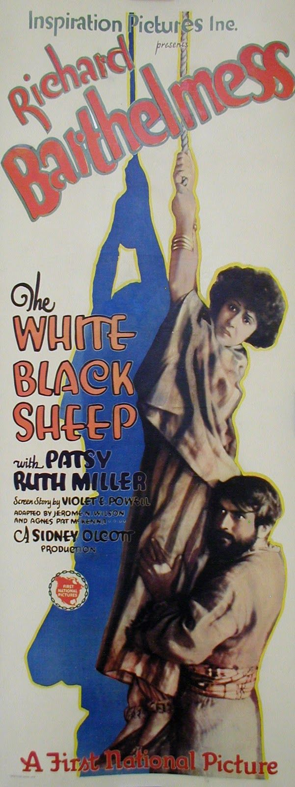 Watch The White Black Sheep Full-Movie Streaming