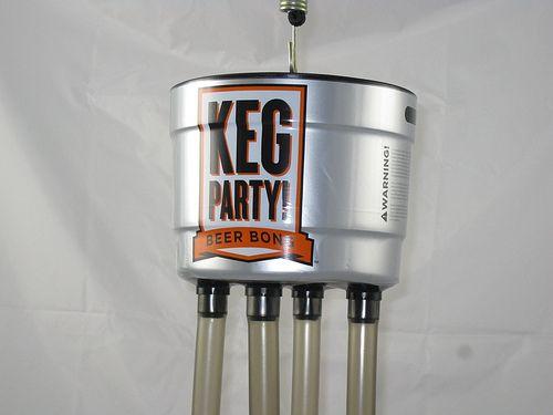 Keg Party Beer Bong FrontLike Share Repin