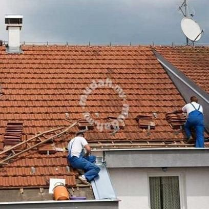 Roof Repair In George Town Penang Provides Professional Leakage Repair Service For Residential Commercial And Industrial Bu Tetto Ristrutturazione Isolamento