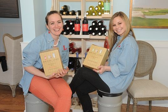 Wine lovers shopping in East H&ton will be treated to a variety of pop-up shops in the Lieb Cellars Tasting Room throughout the month of July.  sc 1 st  Pinterest & Lieb Cellars East Hampton Pop-Up Series Supports Local Vendors ...
