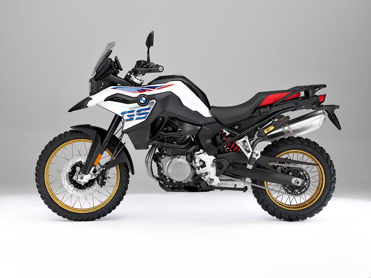 Bmw F850 Gs F750 Gs On Behance Bmw Motorcycle Gs Adventure Bike Bmw