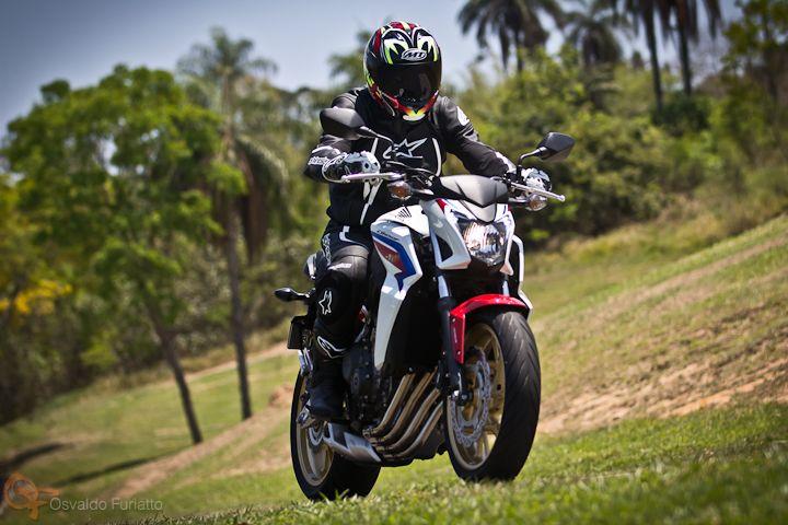Honda CB 650F #umamotopordia #osvaldofuriatto