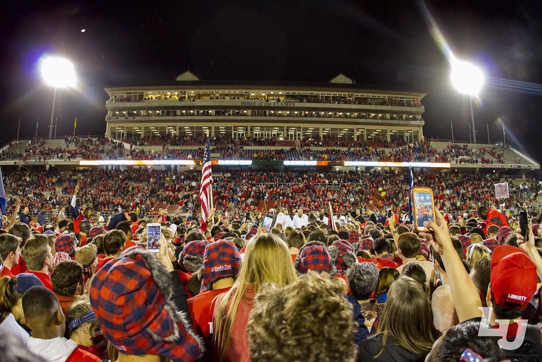 Congratulations to the Liberty Flames Football team on