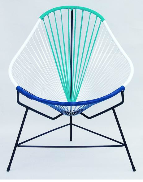 Acapulco Chair The iconic 1950s Mexican chairI saw so many of