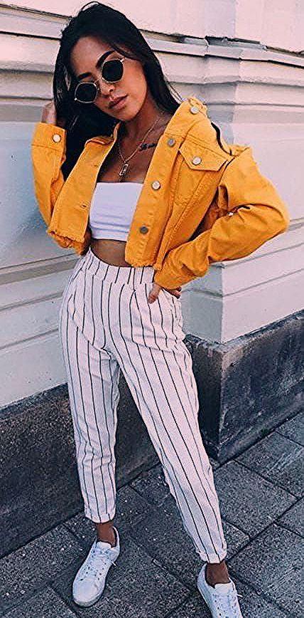 Über 25 Sommeroutfits zum Anziehen - Sommer Outfits - Sporty antrekk - Amy Blog,  #Amy #antre...