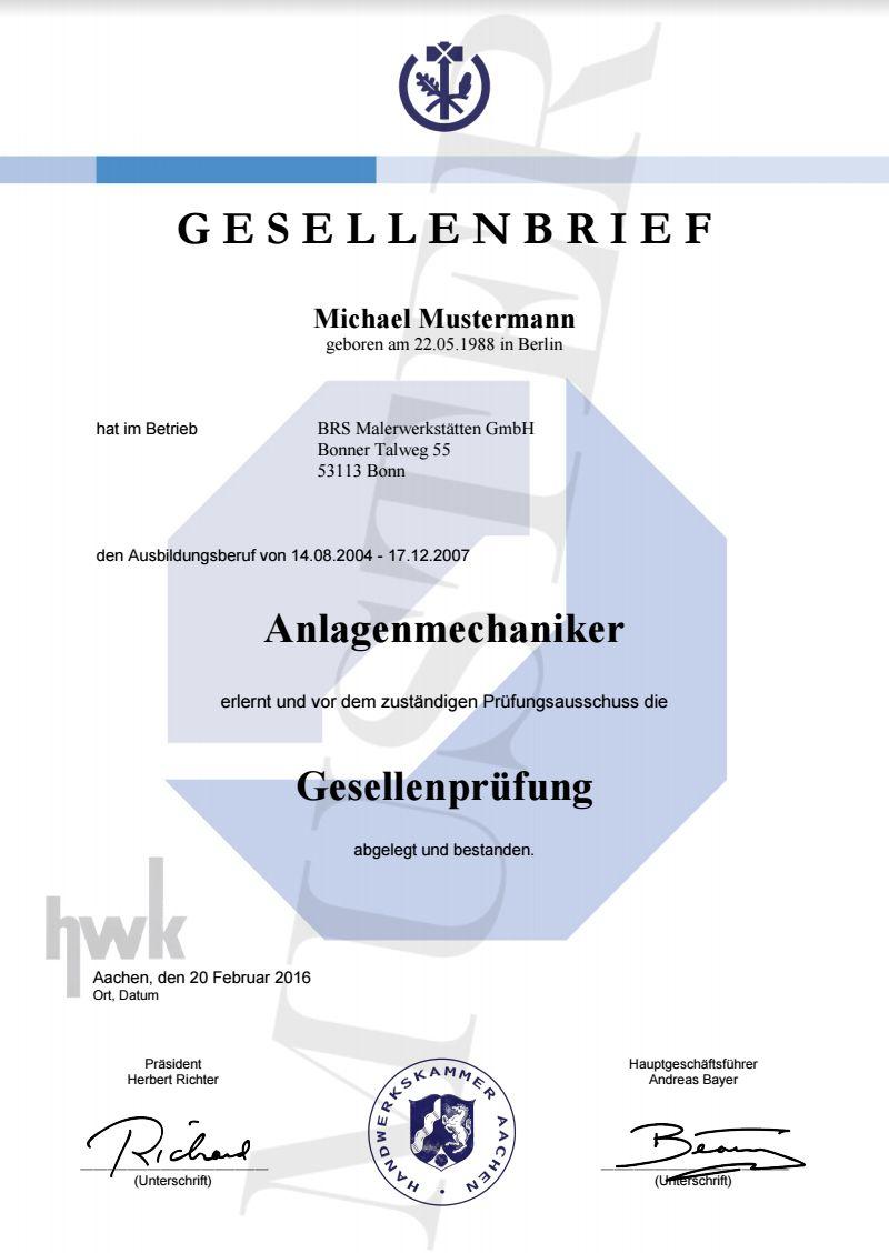 Hwk Gesellenbrief Kaufen Accounting Map Screenshot Mike Schmidt