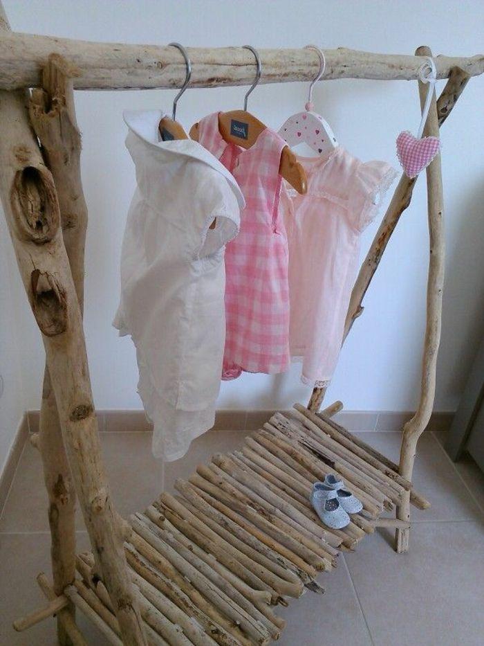 50 idées pour la déco bois flotté   Chambres bébé, Le chambre et ...