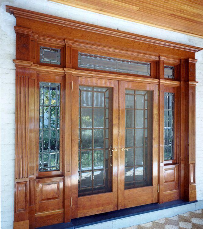 Wilson And Mccracken Doors Pf Custom Woodwork Pinterest