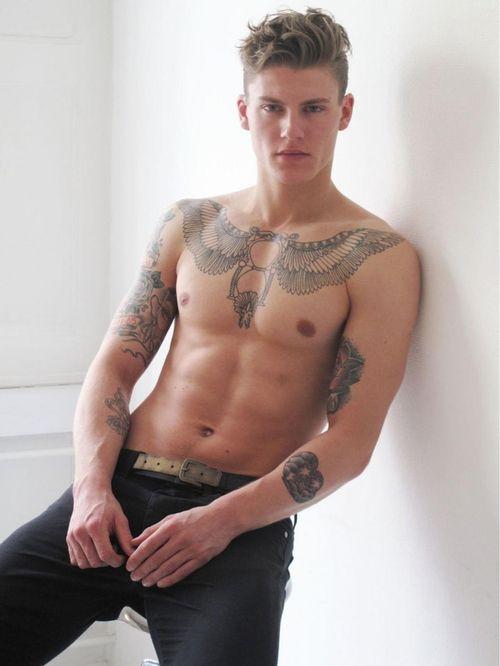 snygga tatueringar på killar