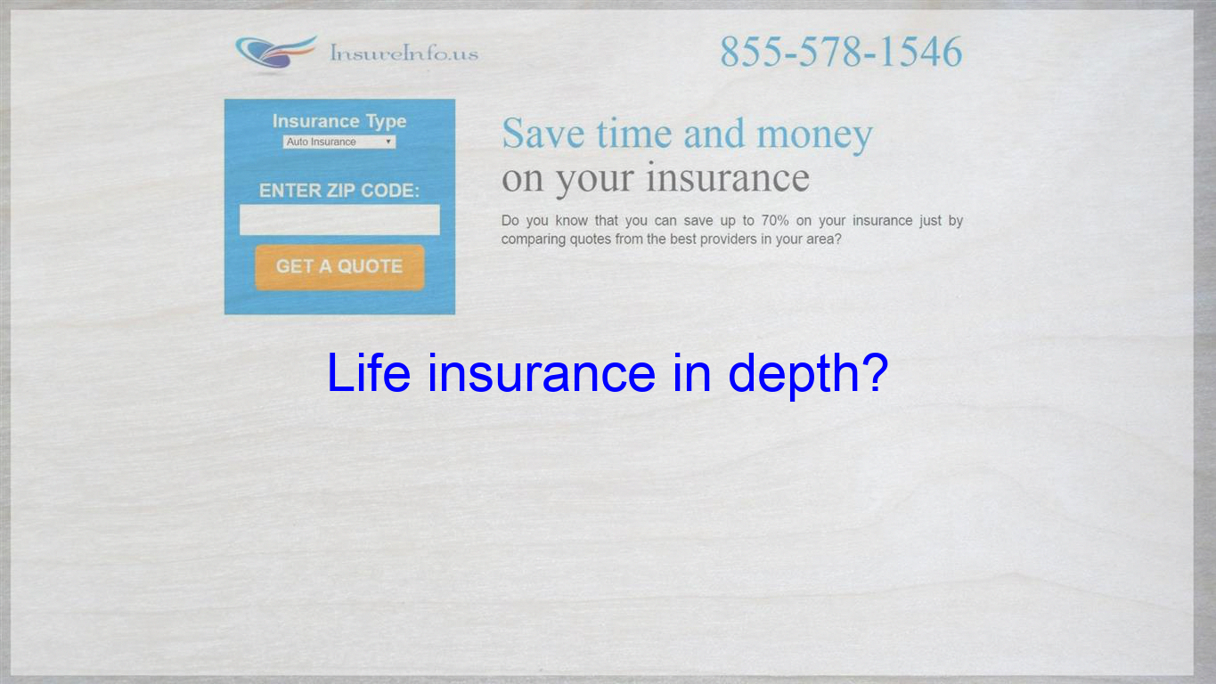 how do insurance company's find out you have multiple life ...