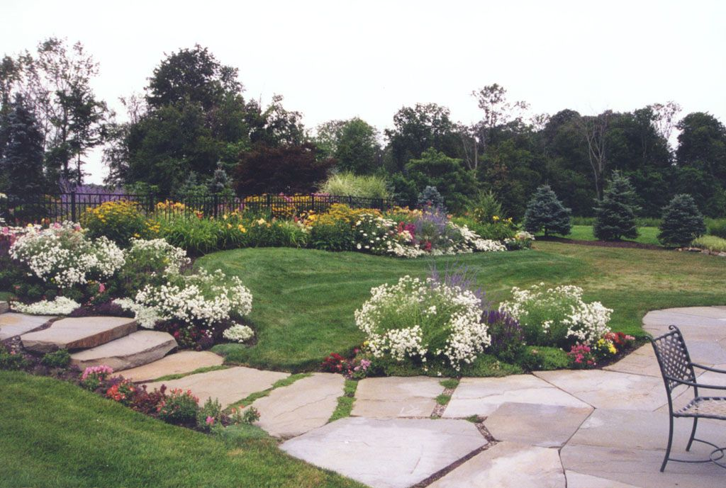 Perennial Garden in Westchester County, NY Perennial