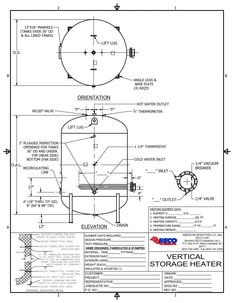 Water Tank Wiring Diagram