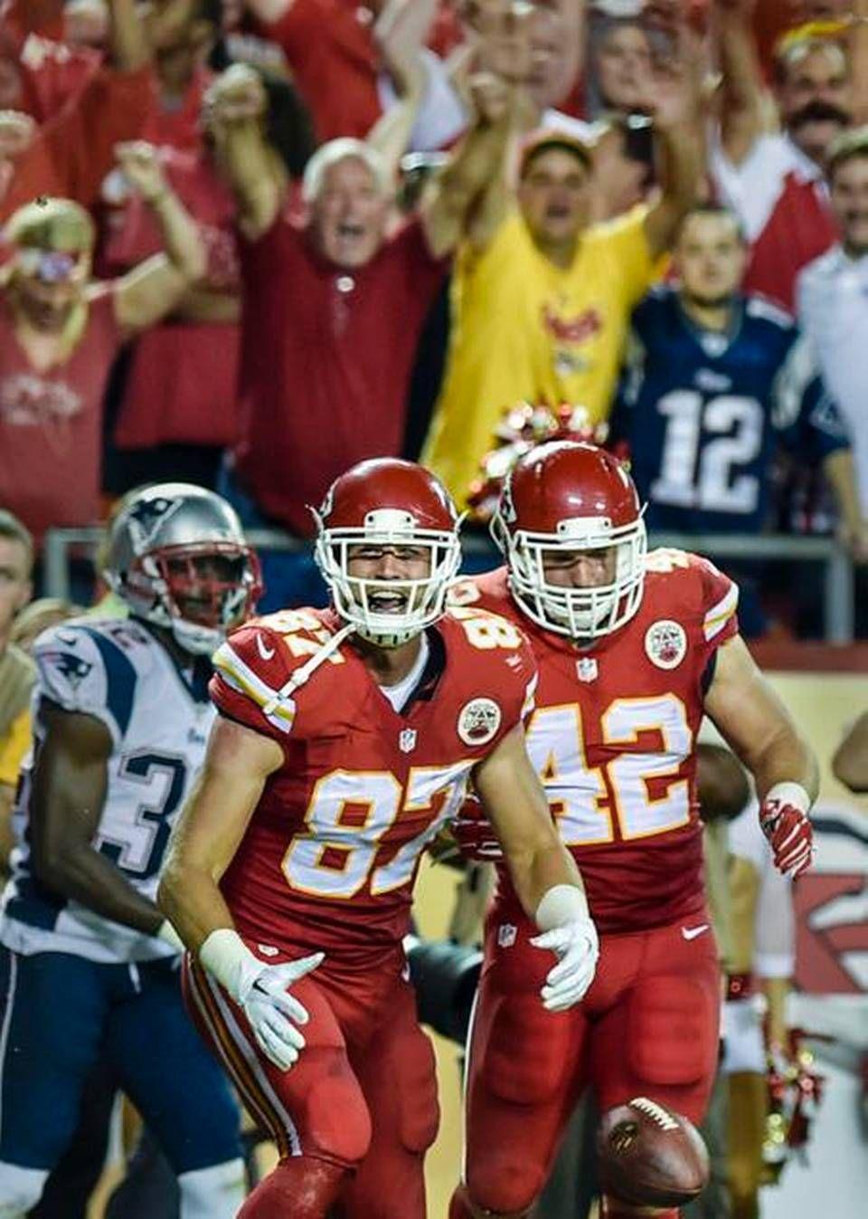 Photo Gallery Chiefs 41 Patriots 14 Kansas City Chiefs Football Kansas City Chiefs Chiefs Football