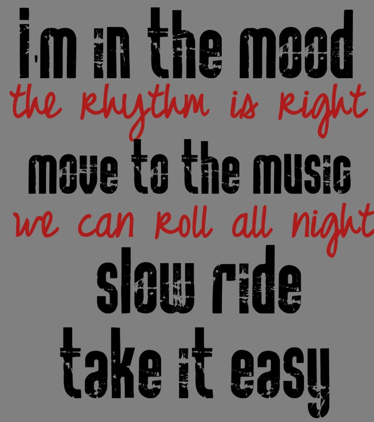 Iam A Rider Song: Foghat - Slow Ride - Song Lyrics, Music Lyrics