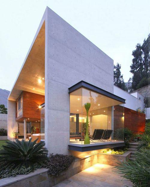 s house domenack arquitectos lima peru luxury luxuryhome rh pinterest co uk