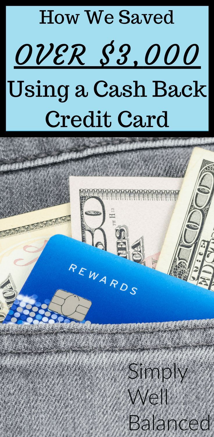How we saved over 3000 using a cash back credit card pinterest save money using a cash back credit card link to the best cash back credit reheart Image collections