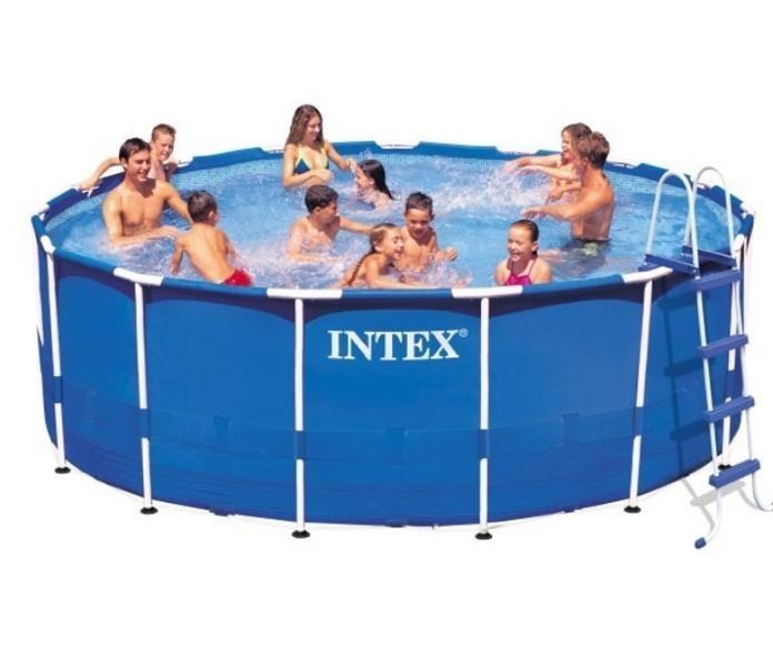 Top 10 Above Ground Pools Best Above Ground Pool Above Ground Swimming Pools Intex