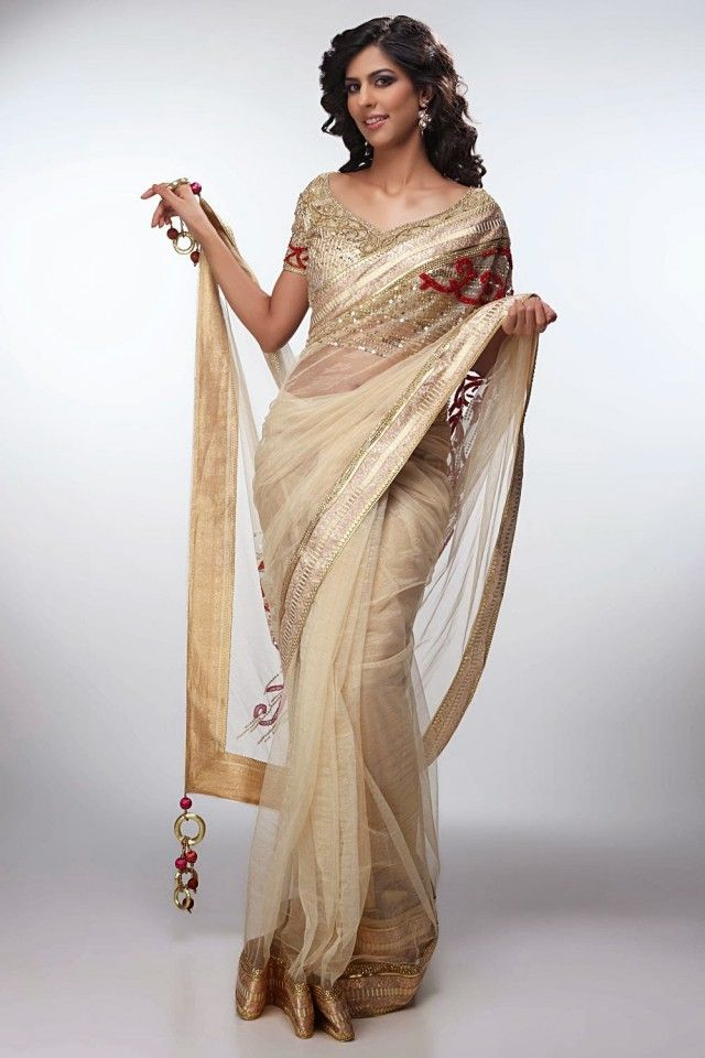 b9b7632bc0 Bridal-Wedding-Formal-Casual-Party-Wear-Sarees-Dress-New-Fashion-Sari-for- Brides-by-Designer-Satya-Paul-13