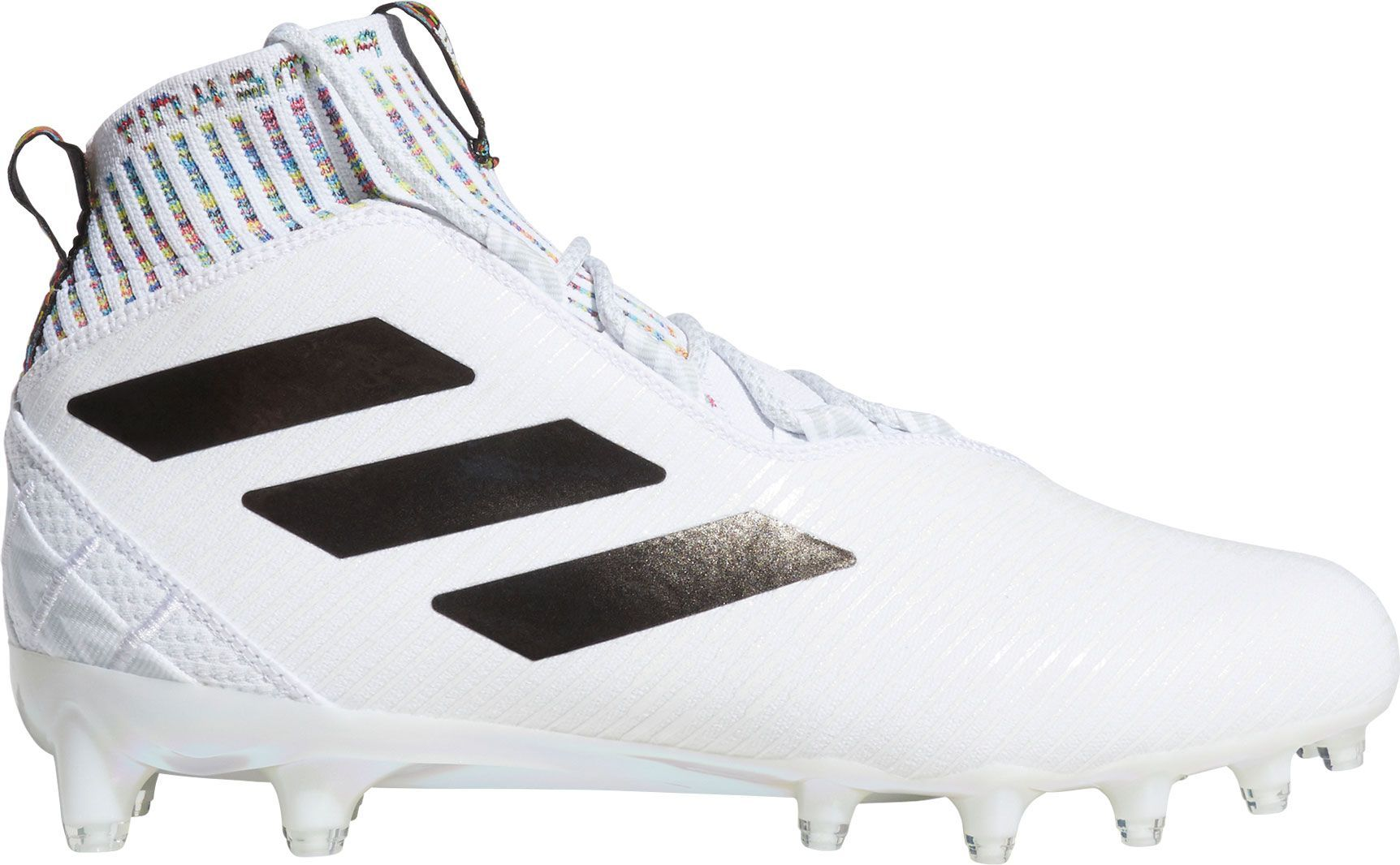 huge selection of 46b44 908a6 adidas Men s Freak Ultra Football Cleats, Size  10.0, White
