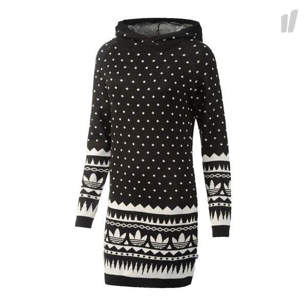 Adidas Pattern Hooded Dress - http://www.overkillshop.com/de/product_info/info/11439/