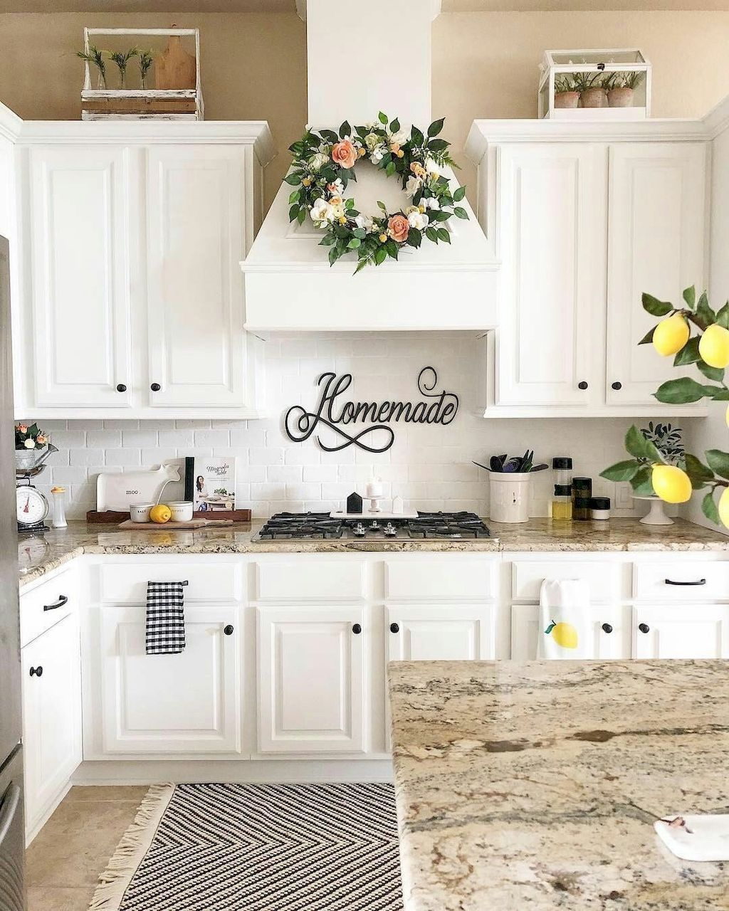 beautiful farmhouse kitchen backsplash design ideas 06 farmhouse kitchen decor home decor on farmhouse kitchen backsplash id=19489