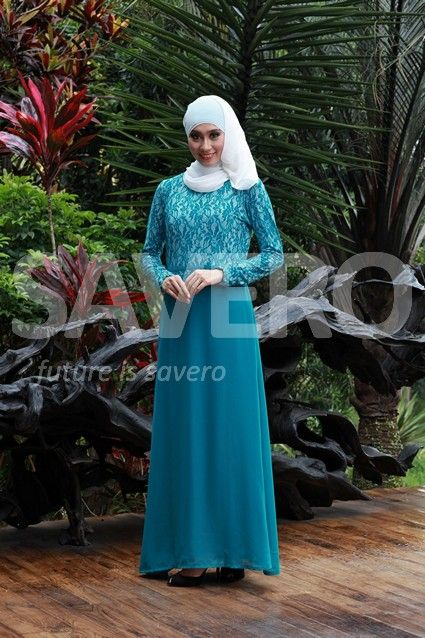 Perpaduan Baju Warna Biru