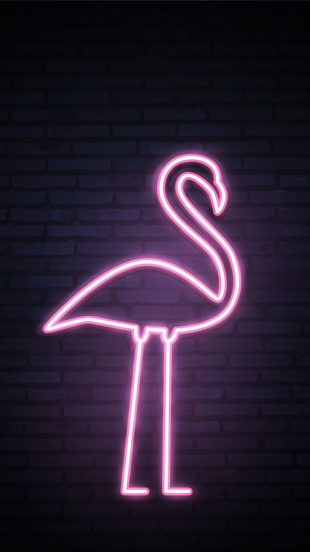 Beautiful Pink Flamingo Wallpaper For Your Iphone Xs From Everpix